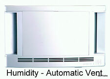 Unpowerd Auto Humidity Wall Ventilation Vent Damp Mould Room Window condensation
