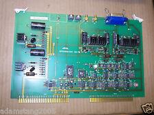 JEOL SP000502(00) Q3-PB MS255034 MURAT ELECTRON IMAGING CIRCUIT BOARD CARD