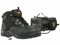 NEW SITE ONYX SAFETY BOOTS SIZE 12 /  EU 46 - EN ISO 20345: 2011 - EX DISPLAY