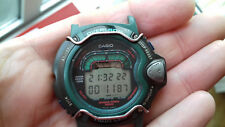 Casio VINTAGE W-920 (MODULE 1198) OVERLAND TWIN LED WORKING PERFECT BROKEN CASE