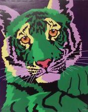 "SCHIM SCHIMMEL ""ENVIOUS TIGER"" - GICLEE ON CANVAS, LTD. EDITION, SIGNED, COA"