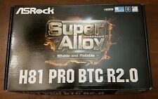 ASRock H81 Pro BTC R2.0 + CPU Intel G1840