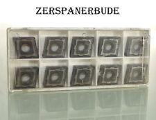 10 Wendeplatten CNMG 120408 MF2 TP100 Neu und OVP von SECO