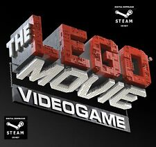 THE LEGO MOVIE - VIDEO GAME - STEAM DIGITAL DOWNLOAD - WINDOWS MAC PC GAME