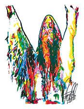 Ozzy Osbourne Black Sabbath Singer Rock Metal Music Print Poster Wall Art 8.5x11