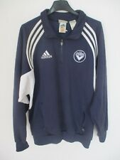 Sweat GIRONDINS DE BORDEAUX training shirt ADIDAS vintage football trikot M 90'S