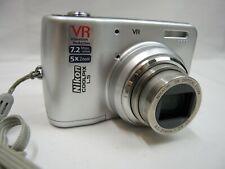 Nikon Coolpix L5 Digital Camera 7.2 Mega-Pixels 5x Zoom  -