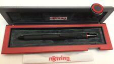 Rotring Trio-Pen Black #46584 New In Box Collective Writing Pen