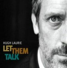 Let Them Talk 0825646740789 by Hugh Laurie CD