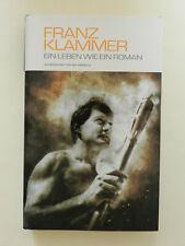 Franz Klammer Ein Leben wie ein Roman Adi Kornfeld Biographie Buch