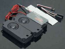 RC Car Truck Engine Sound Module Accelerator Linkage kit 10Kinds Sounds 2.4Ghz