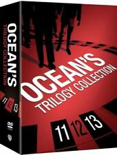 Dvd Ocean's Trilogia (3 Film DVD) Ocean's Eleven Ocean's Eleven Ocean's Thirteen