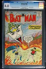 Batman #136 CGC 4.0  Joker cover Dec. 1960