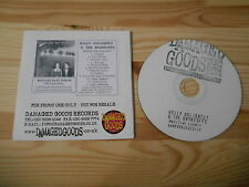 CD Indie Holly Golightly - Medicine County (12 Song) Promo DAMAGED GOODS