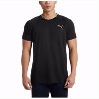 New Men's Puma Finisher Tee T-Shirt Black XL XXL