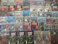 Lot of (45) Swamp Things The New 52! & Annuals DC Comic Book Lot