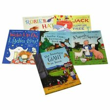 12 Books The Julia Donaldson Collection Books Set Amazing Stories  Ziplock Pack