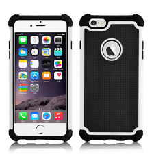 360 Hybrid Heavy Duty Protective Hybrid Defender Cover Case For iPhone 6s PLUS