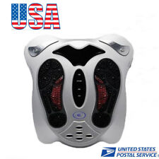 Electric Circulation Foot Massager Machine Shiatsu Blood Booster Massager Device
