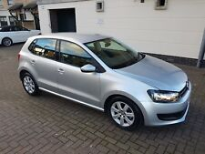 2011 VOLKSWAGEN POLO SE 85 1.4 MATCH DSG AUTOMATIC 5dr SILVER**HPI CLEAR**