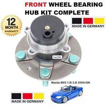 für Mazda MX5 1.8i 2.0i 2005> nach Neu Vorder Rad Laufwerk Hauben Set