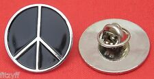 CND Peace Lapel Hat Cap Tie Pin Badge Anti War Brooch