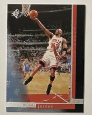 Michael Jordan 1996-97 Upper Deck SP #16 Chicago Bulls