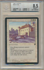 BGS 8.5 MTG Magic the Gathering Legends Moat NM/MINT Condition!!