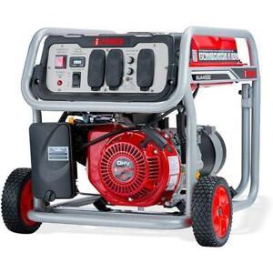 A-iPower 3500 Rated Watt Gasoline Portable Generator 120V/240V Voltage SUA4500