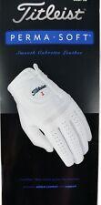 2019 Titleist Perma-Soft Golf Gloves Men & Women - Choose a Size! - RH&LH - New