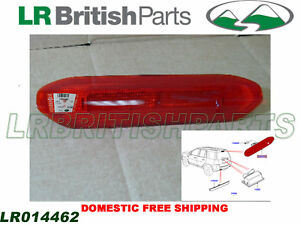 GENUINE LAND ROVER STOP LAMP REAR STOP HIGH MOUNTED LR2 NEW LR014462