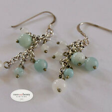 *Sterling Silver with JADE Balls Earrings