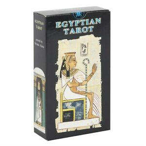 Egyptian Tarot Cards (UK based crystal shop, stock & shipping)