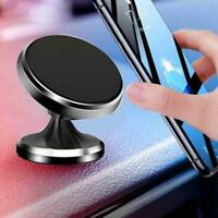 Magnetic Car Mount Cell Phone Holder Stand Dashboard For iPhone Android bracket