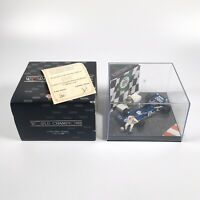 1/43 QUARTZO WC07 Tyrrell 003 JACKIE STEWART Grand Prix World Champion 1971