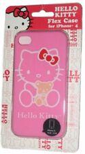 Hello Kitty Sanrio Pink iPhone 4 Sakar Protective Flex Cell Phone Case