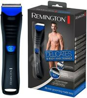 Remington BHT250 Delicates & Body Hair Trimmer Groomer Shaver
