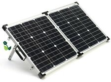 100W Portable Water Proof Premium Folding Solar Panel Kit 12V Battery Charger