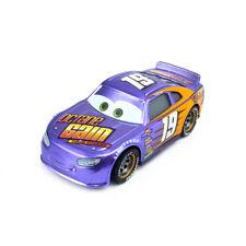 Mattel Disney Pixar Cars 3 No.19 Bobby Swift Diecast Metal Toy Car 1:55 Loose