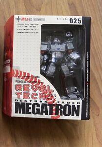 Revoltech Yamaguchi No.25 Transformers Megatron Figure Japan