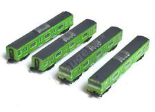 T Gauge 1:450 Scale JR 103 Kansai Line 4 Car Set (Green) 033