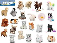 Tobar Animigos Walking & Talking Toy Soft Animal And New Born Pet XMAS Kids Gift