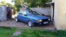 1982 Audi 80 b2 1.6 petrol automatic show car modified