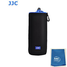 JJC NLP-13 Neoprene Lens Pouch Case Bag F Canon 18-200mm 18-135mm 100mm 55-250mm
