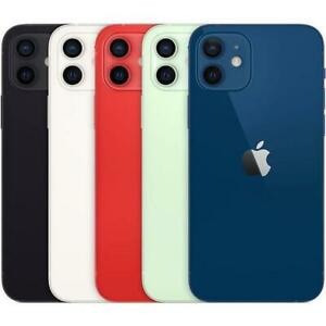 Apple iPhone 12 - UNLOCKED - 64/128/256GB - ALL COLOURS - Very Good Condition
