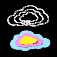 3 Clouds Cutting Dies Cutting Stencil For DIY Scrapbooking Card Making