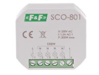 F&F SCO-801 Dimmer Softstarter Halogen Glühlampen Leuchtmittel 230V Beleuchtung