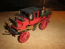 BRUMM  X5  1/43 heritage old fire brandweer rare vintage pompiers