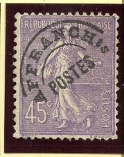 PROMO / STAMP / TIMBRE DE FRANCE PREOBLITERE NEUF SANS GOMME N° 46