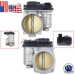 Throttle Body For NISSAN & INFINITI G35 M35 I35 FX35 3.5L S20058 161198J103